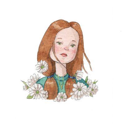 Illustration Portfolio Violette Imagine